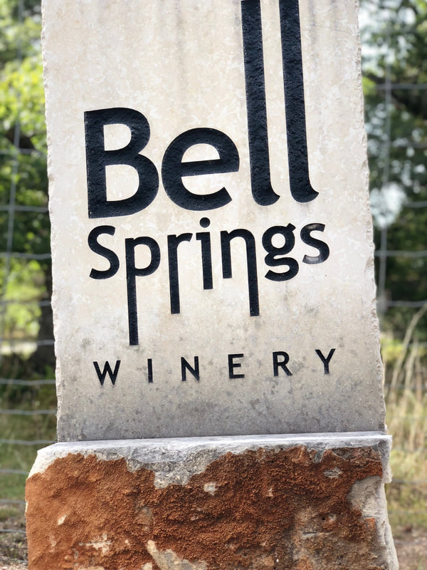 Bell Springs Winery - Logo